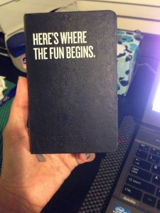 #Agendas: I have several! #Apps and #notebooks, that is!