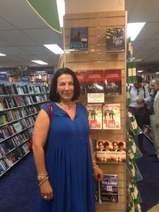 Carline Bouilhet book launch: The Fleuron Connection