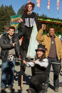 #Grimm episode 16: The Show Must Go On