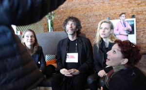Neil Gaiman is at TED 2014