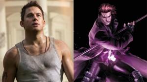 Channing Tatum is Gambit…almost
