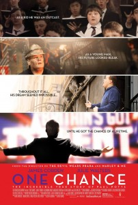 Once Chance: The Paul Potts story movie review